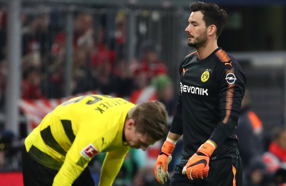 Borussia Dortmund não conseguiu oferecer resistência ao Bayern mesmo após liderar no início do campeonato (Foto: REUTERS)