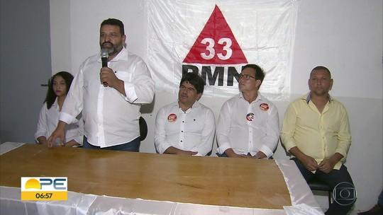 PMN define apoio a Paulo Câmara, do PSB, em Pernambuco