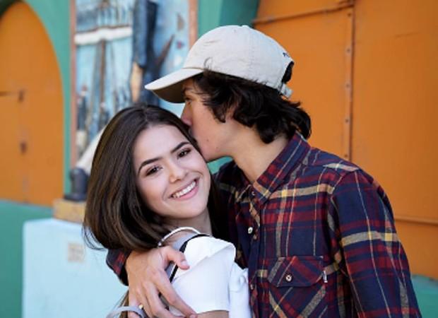 Maisa Silva e o namorado (Foto: Reprodução/Instagram)
