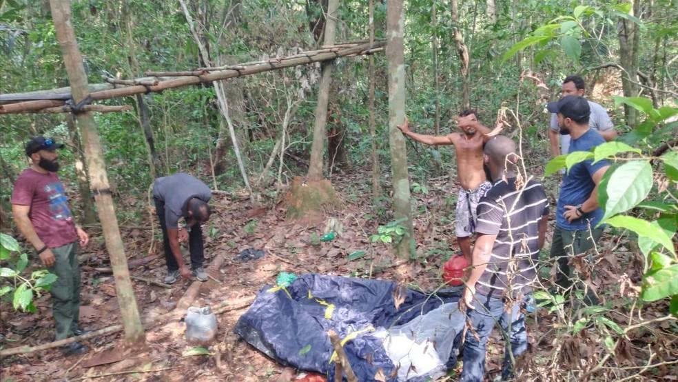 Polícia Civil conclui inquérito sobre chacina de família boliviana na fronteira do AC — Foto: Arquivo/PC-AC