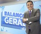 Reinaldo Gottino apresenta o 'Balanço geral SP' | Divulgação