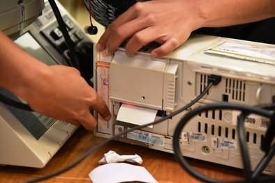 Urnas eletrônicas são lacradas para o 2º turno da eleição suplementar no Tocantins