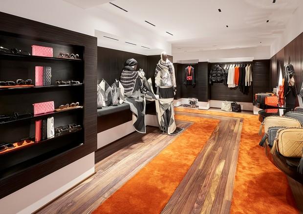 Chanel Courchevel Ephemeral Boutique (Foto: Divulgação)