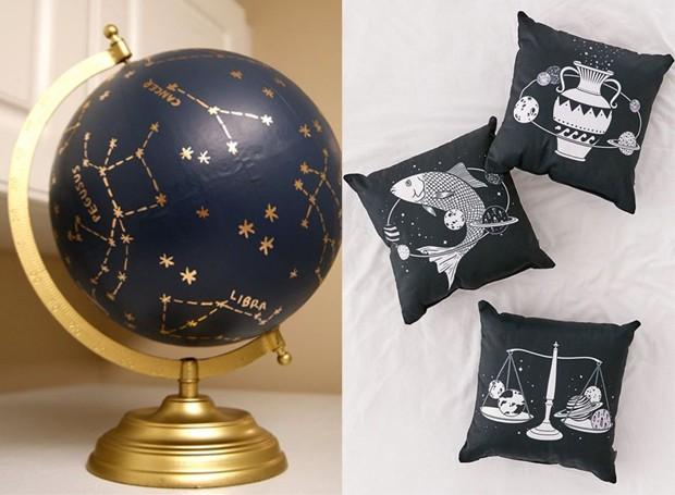 Acessórios do zodiáco: inspire-se nas estrelas e nos signos para decorar com acessórios (Foto: Pinterest/ Reprodução)