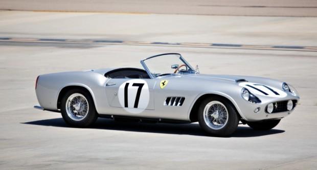 Ferrari 250 California Spider é vendida por R$ 57 milhões ...