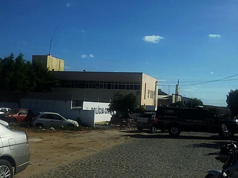 Centro de Detenção Provisória de Santa Cruz foi fechado pelo Governo do RN (Foto: Édipo Natan)
