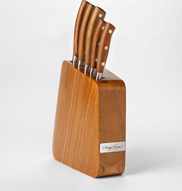 As facas são os itens preferidos de Chrissy Teigen (Foto: Target)