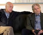 Cena da segunda temporada de 'The Kominsky Method' | Netflix