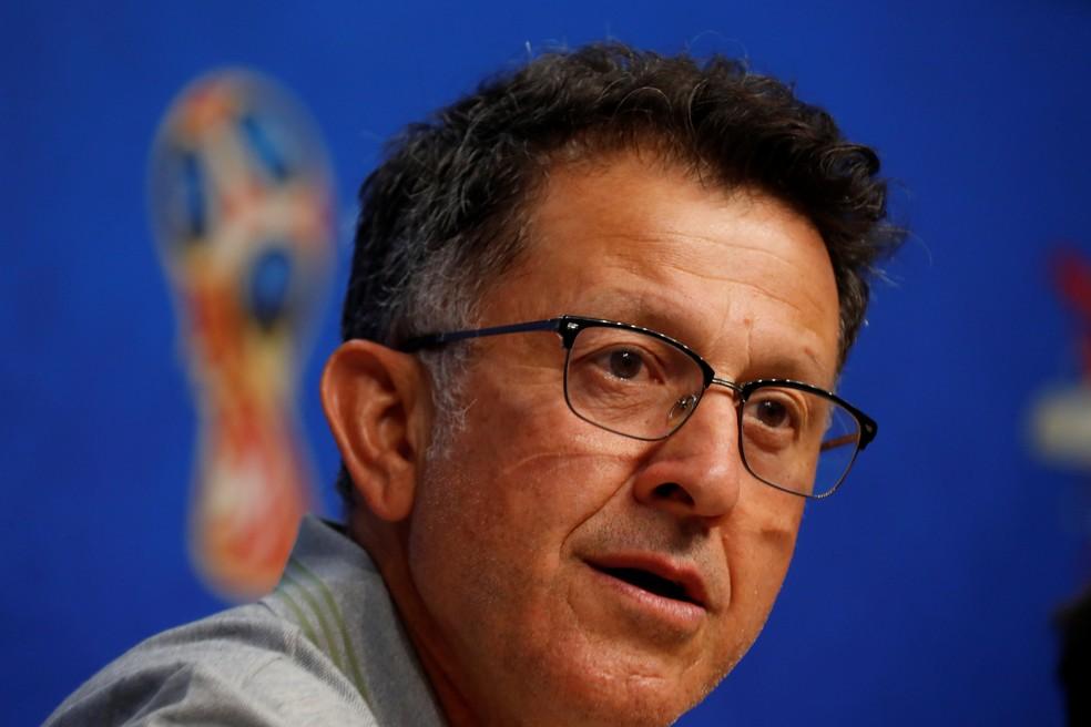 Osorio é prioridade no Santos, mas técnico dá preferência à seleção colombiana (Foto: Reuters)