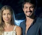 Paloma (Grazi Massafera) e Marcos (Romulo Estrela) | TV Globo