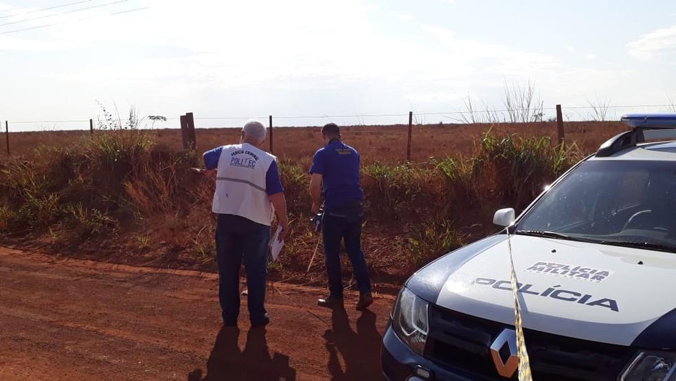 Mortes serão investigadas pela Polícia Civil — Foto: Emerson Sanchez/TVCA