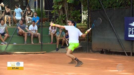 Fechando o PP Open, Felipe Garla vence Daniel Dutra e fica com o título da categoria profissional