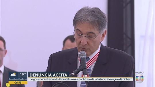 Fernando Pimentel vira réu por tráfico de influência e lavagem de dinheiro