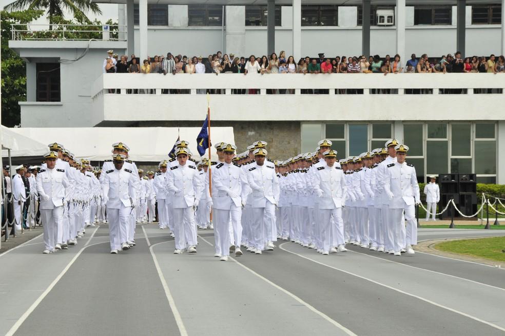 Marinha abre 1.000 vagas para aprendizes-marinheiros nesta quinta-feira (1º)