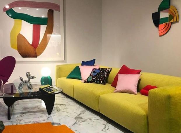 Perfil Colecionador, apresentado pela marca suíça Vitra (Foto: Casa e Jardim)