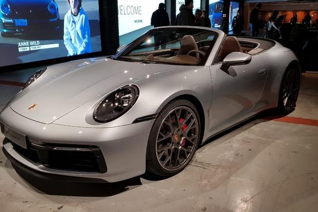 Porsche 911  (Foto: Julio Cabral, Autoesporte)