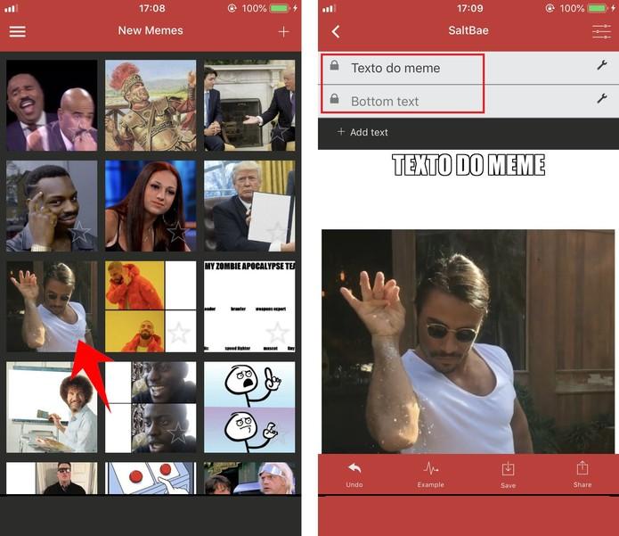 Aplicativo Para Fazer Memes Veja Como Criar Com Fotos No