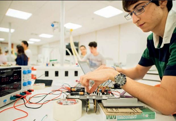 Novo curso de engenharia no Insper (Foto: Divulgação)