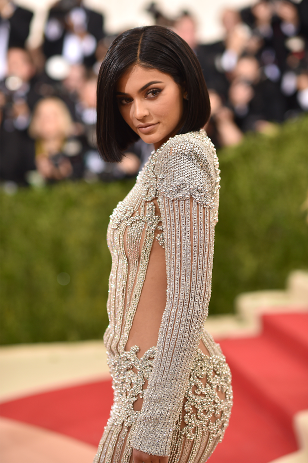 Kylie Jenner, a dona da mansão de R$ 20 milhões na Califórnia (Foto: Getty Images)