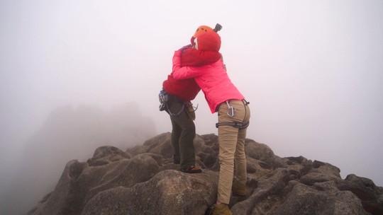 Expedição Brasil: Clayton Conservani e Talitha Morete encaram o Pico das Agulhas Negras