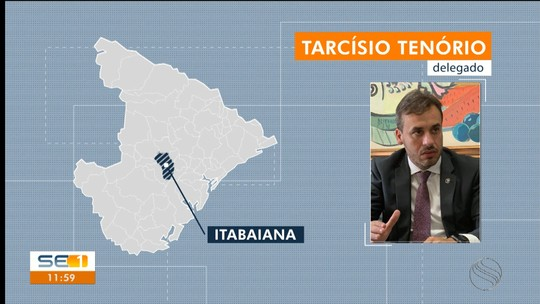 Triplo homicídio é registrado em Itabaiana