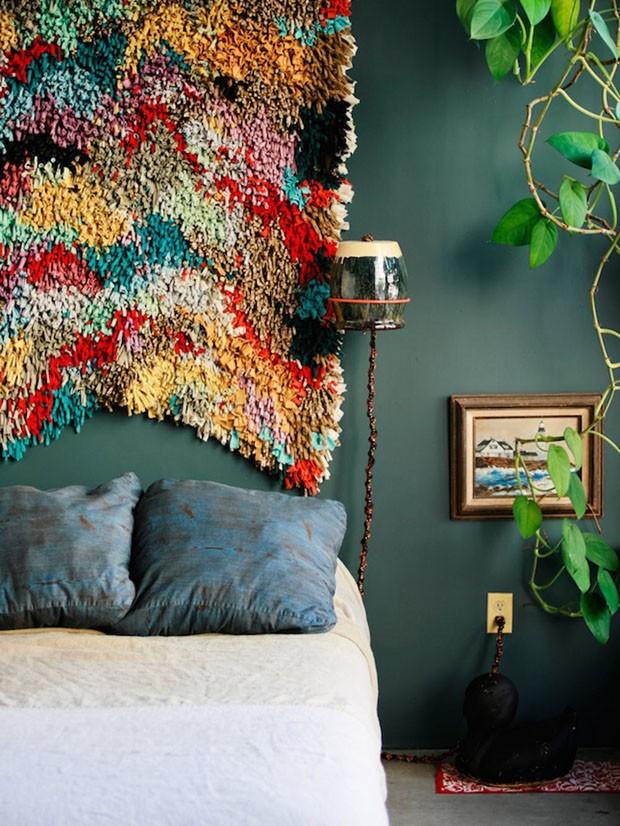 9 estilos de cabeceiras de cama para sonhar acordado (Foto: Reprodução/Divulgação)