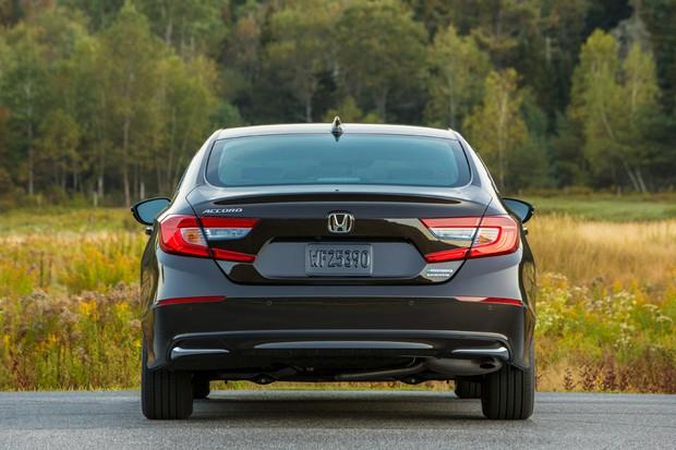 Honda Accord Touring híbrido  (Foto: Divulgação)