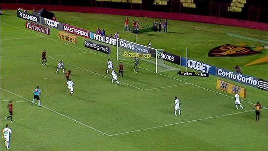 Atuações: defesa do Sport vai bem em nova vitória na Ilha, contra o Cuiabá