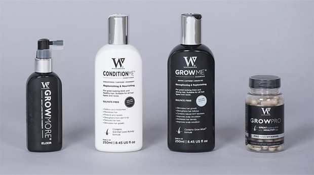 Linha de produtos da The Watermans Growme: empresa exporta para Ásia e Estados Unidos (Foto: Divulgação )