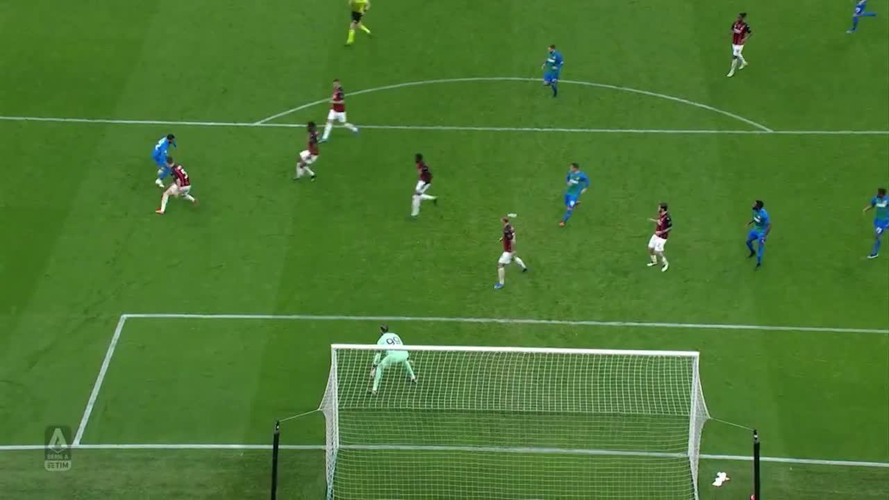Melhores momentos: Milan 1 x 2 Sassuolo, pelo Campeonato Italiano