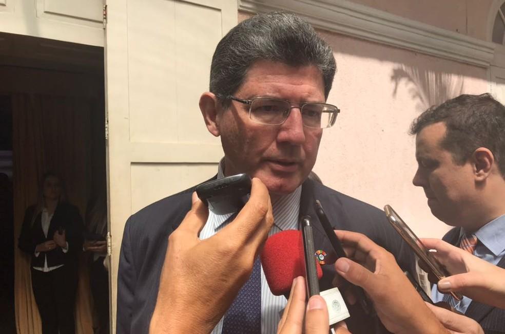 Joaquim Levy aceita convite para presidir BNDES