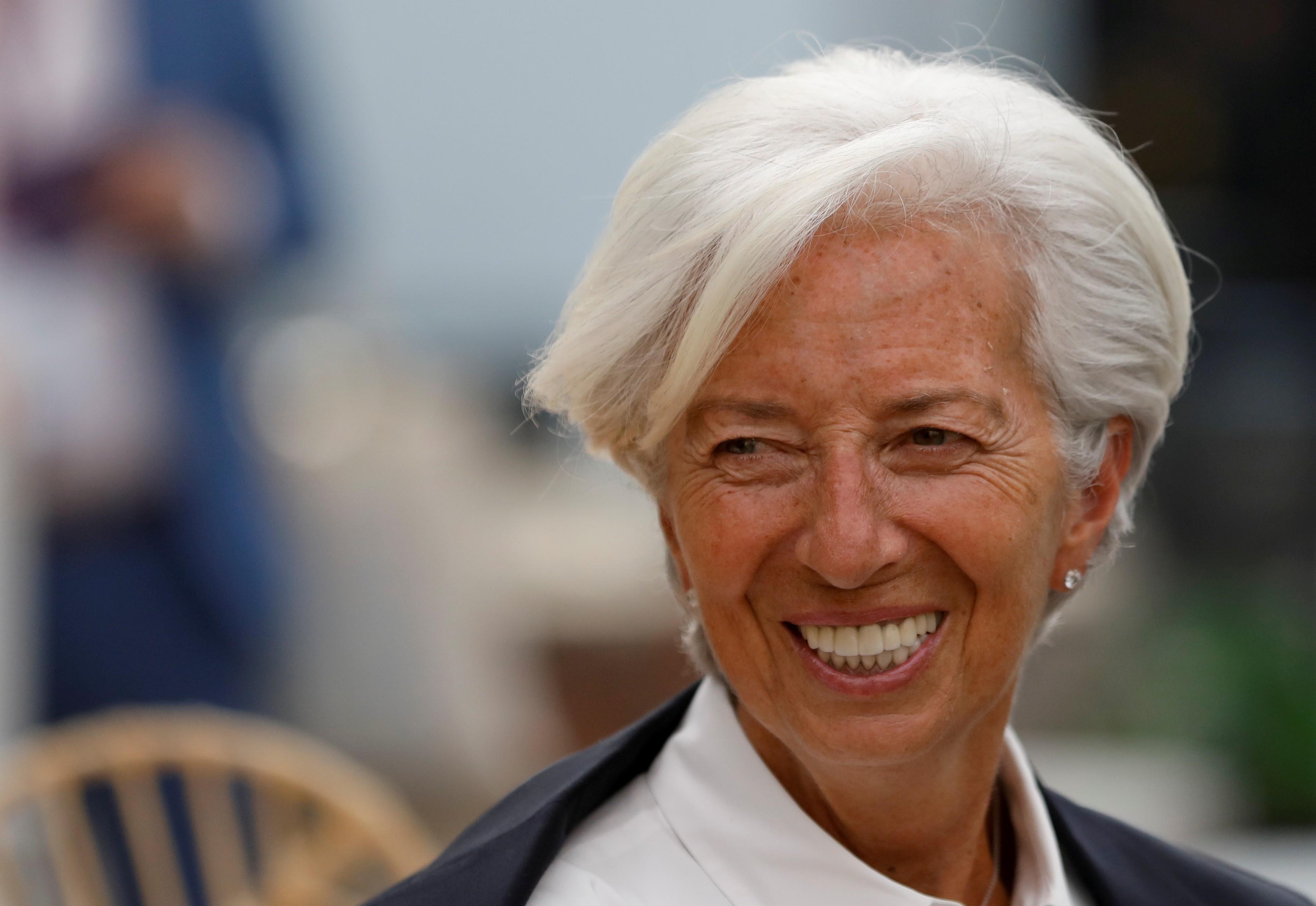 Líderes da UE confirmam nomeação de Lagarde como presidente do BCE - Notícias - Plantão Diário