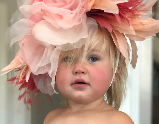 Emmy, filha caçula do esquiador Bode Miller, morta com apenas 1 ano e 7 meses (Foto: Reprodução/Instagram)