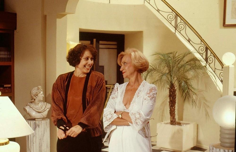Luto na Globo: morrem duas grandes atrizes no mesmo dia 1