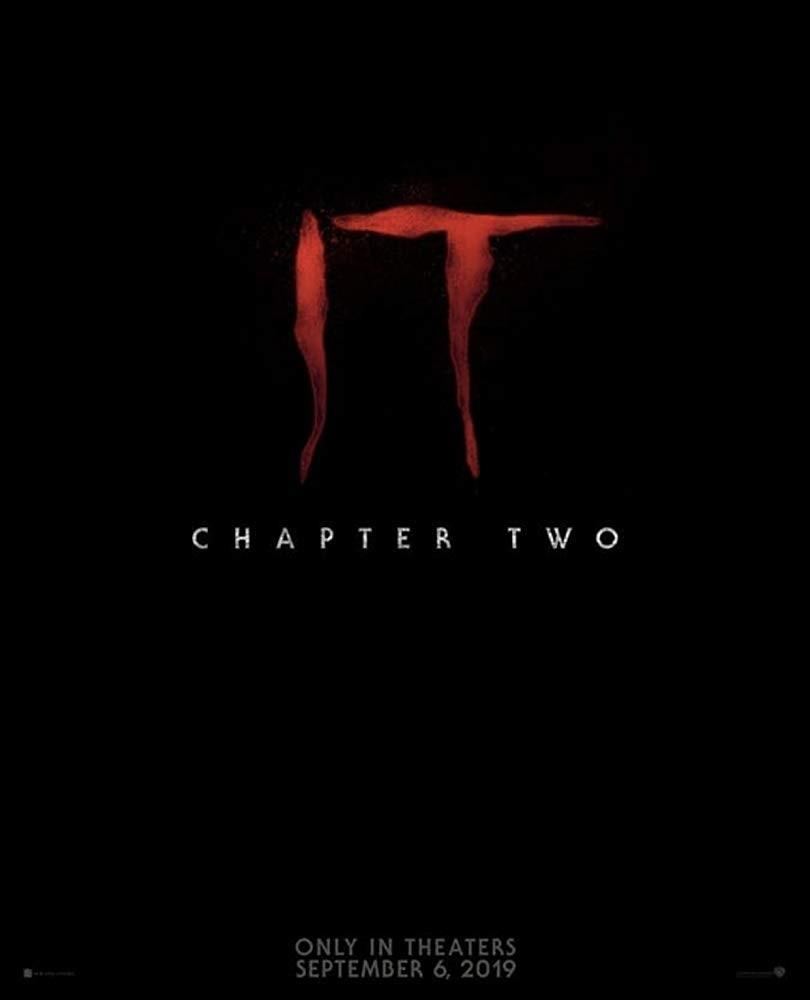 Cartaz de 'IT: Capitulo 2' (Foto: Divulgação)
