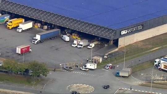 Anac apura possível falha de segurança após roubo de ouro no aeroporto de Guarulhos