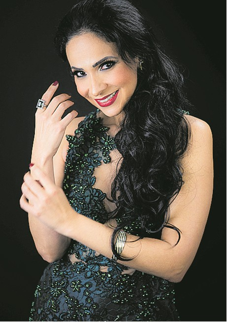 Sabrina Korgut (Foto: Roberto Cardoso Junior)