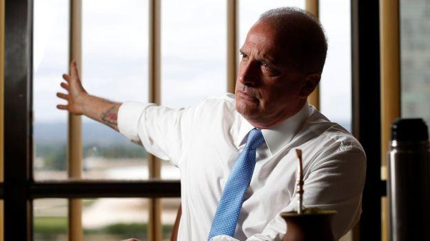 Onyz Lorenzoni é apontado como futuro ministro da Casa Civil (Foto: Reuters via BBC)