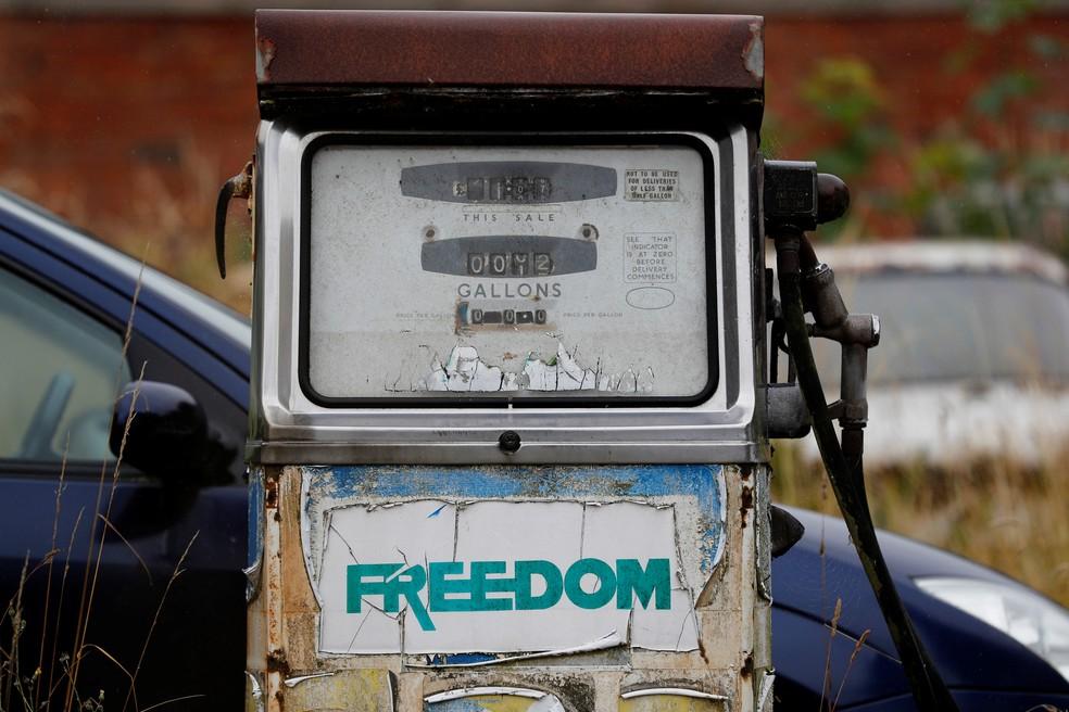 Países europeus querem banir carros movidos a gasolina ou diesel (Foto: REUTERS/Darren Staples)
