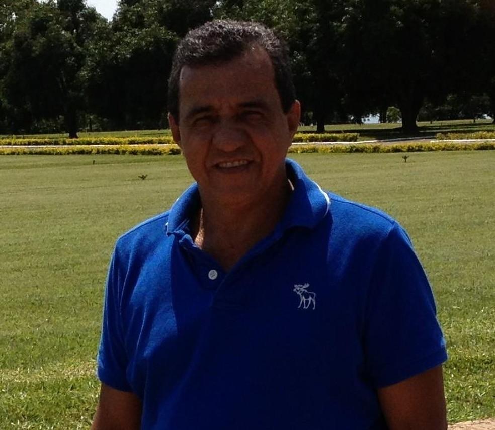Antônio Jorge (Foto: Arquivo pessoal)