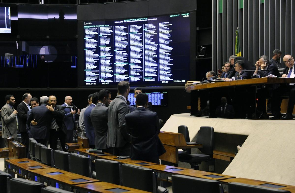 Veja como votaram os deputados do DF na análise da segunda denúncia contra Temer