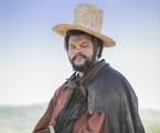 Em 'Novo mundo', Babu interpretou Jacinto, capataz de Sebatião (Roberto Cordovani) | TV Globo