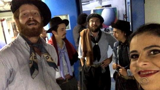 História da música: Quarteto Coração de Potro fala sobre 'Tô de Volta, Chamarrita'