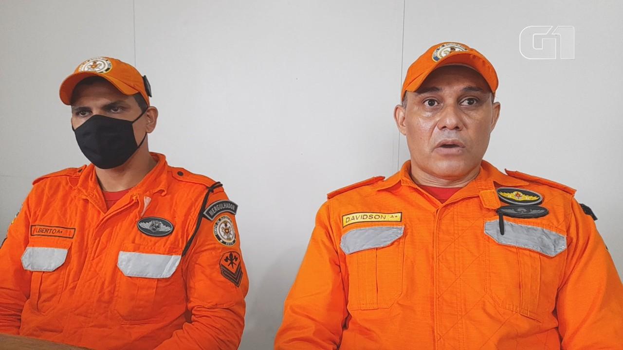 Mergulhadores de resgates relatam trabalho no naufrágio do Anna Karoline 3, no Amapá