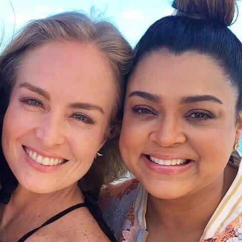Angélica e Preta Gil (Foto: Reprodução Instagram)