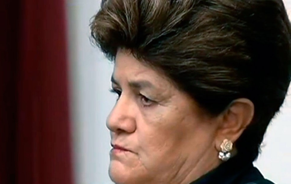 Desembargadora Judite Nunes negou recurso do Governo do Estado (Foto: Reprodução/InterTV Cabugi)
