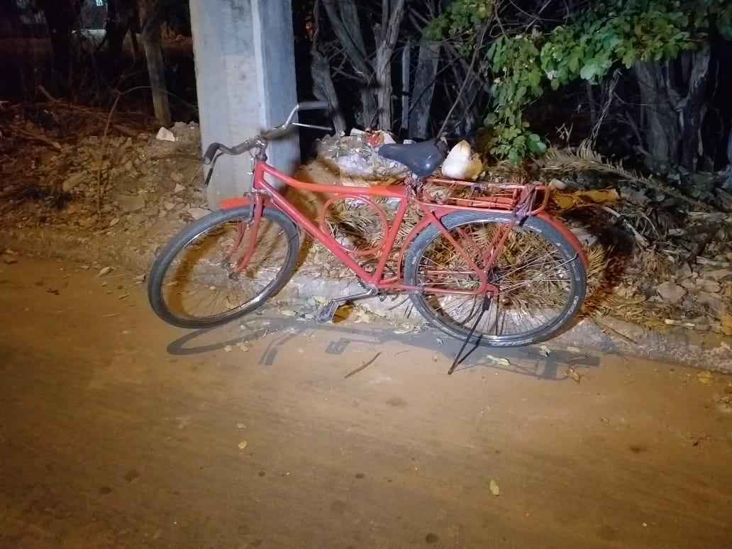 Ciclista morre após batida com motocicleta em Gurupi - Notícias - Plantão Diário