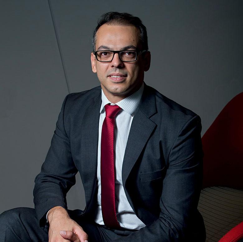 Luis Otávio da Fonseca, head global de soluções agro da IBM (Foto: Rogério Albuquerque)