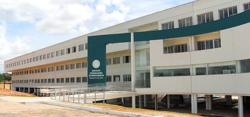 Sede do Campus do Cérebro - Instituto Santos Dumont em macaíba, Grande Natal (Foto: Divulgação/ISD)