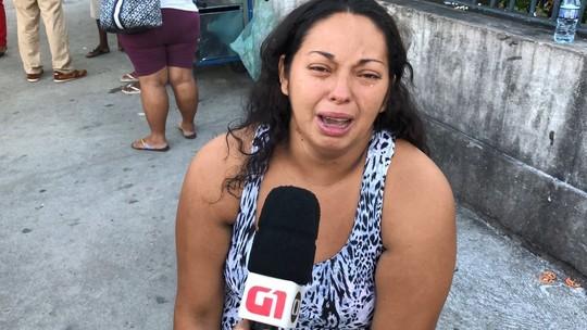 'Perdi um filho e o que Deus me deu, roubaram', diz mãe de recém-nascido que desapareceu no Imip